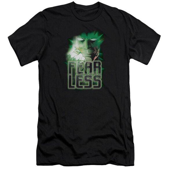 Green Lantern Fearless Short Sleeve Adult T-Shirt