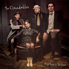 The Claudettes - High Times In The Dark (Purple Vinyl)