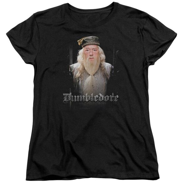 Harry Potter Dumble Doors Short Sleeve Womens Tee T-Shirt