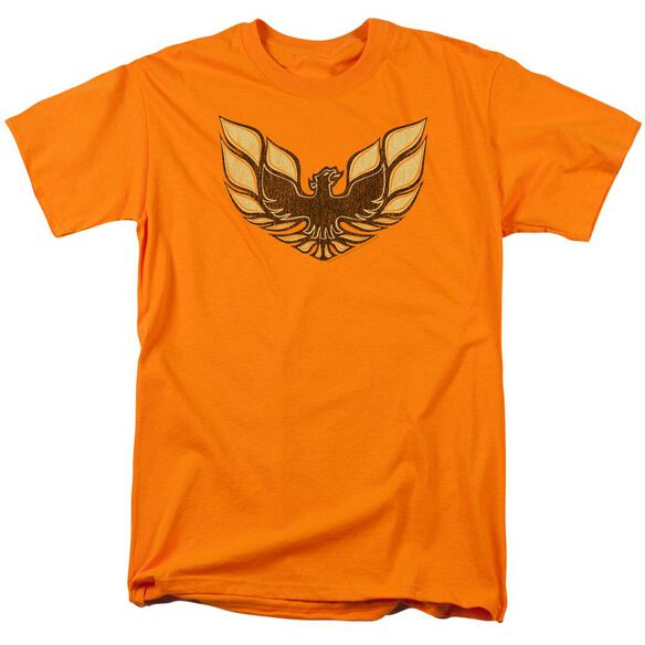 Pontiac Ross 1975 Bird Short Sleeve Adult T-Shirt