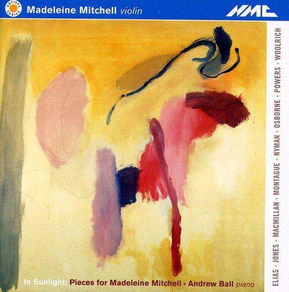 Madeleine Mitchell - Pieces for Madeleine Mitchell