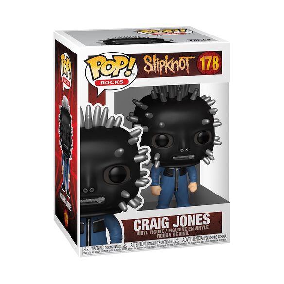 Funko Pop! Rocks: Slipknot - Craig Jones