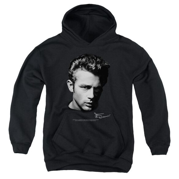 Dean Portrait Youth Pull Over Hoodie