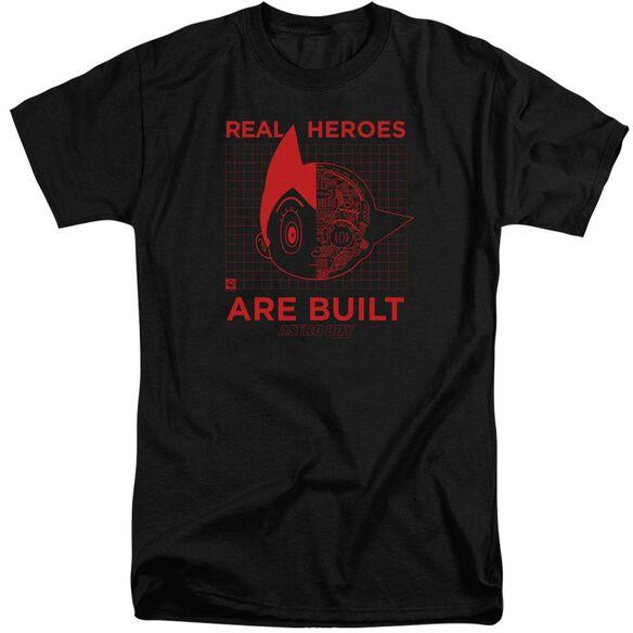 Astro Boy Real Hero Short Sleeve Adult Tall T-Shirt