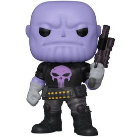 Funko Pop! Marvel Heroes Thanos Earth-18138 6-Inch - Previews Exclusive