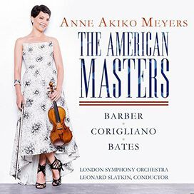 Bates/ Meyers/ London Symphony Orch/ Slatkin - American Masters