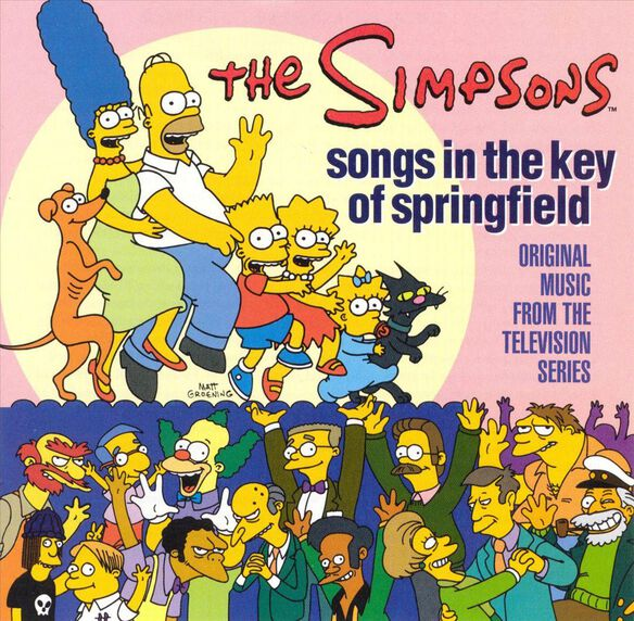 Simpsos Songs In 397