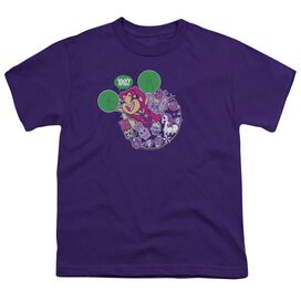 Teen Titans Go Yay Short Sleeve Youth T-Shirt