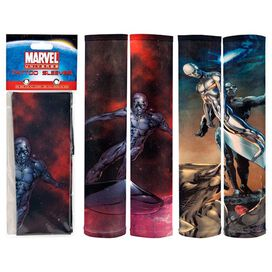 Silver Surfer Tattoo Sleeves