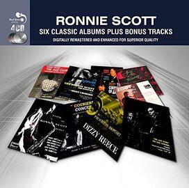 Ronnie Scott - Six Classic Albums Plus Bonus Tracks
