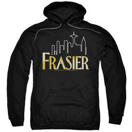 Frasier Frasier Logo Adult Pull Over Hoodie