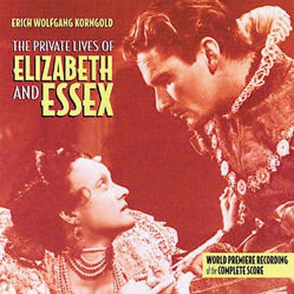 Private Lives Of Elizabeth & Essex / O.S.T.