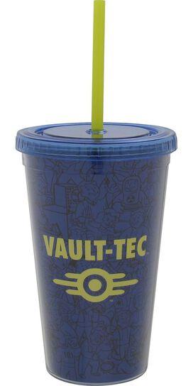 Fallout Vault Boy Vault-Tec Travel Cup