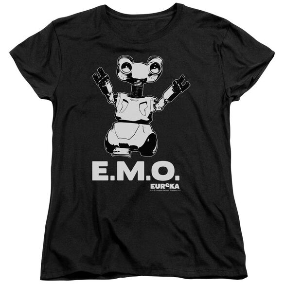 Eureka Emo Short Sleeve Womens Tee T-Shirt