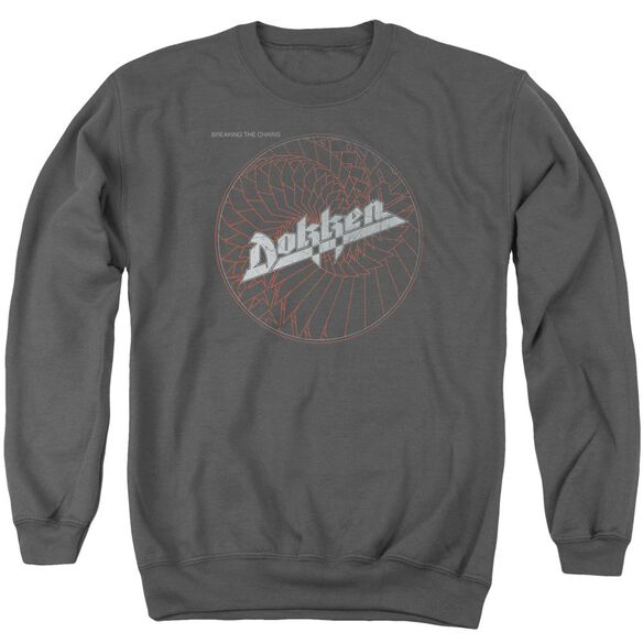 Dokken Breaking The Chains Adult Crewneck Sweatshirt