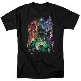 Green Lantern The New Guardians Short Sleeve Adult T-Shirt
