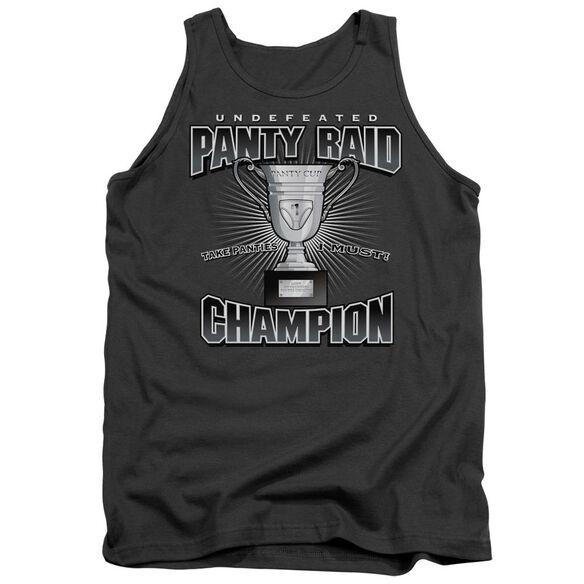 Panty Raid Champ Adult Tank