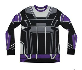 Hulk's New Uniform Long-Sleeve T-Shirt