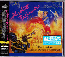 Absolute Beginners/ O.S.T. - Absolute Beginners (Original Motion Picture Soundtrack)