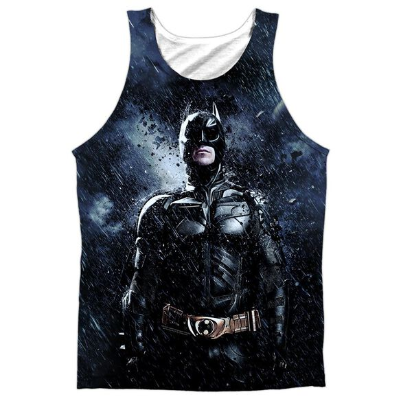 Dark Kngith Rises Stormy Knight Adult 100% Poly Tank Top