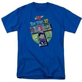 Teen Titans Go T Group T-Shirt
