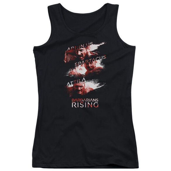 Barbarians Rising Barbarian Splash Juniors Tank Top