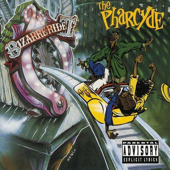 Pharcyde - Bizarre Ride, Vol. 2: The Pharcyde