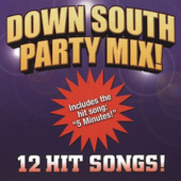 Down South Party Mix / Various