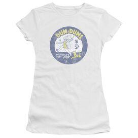 DUM DUMS POP PARADE - S/S JUNIOR SHEER T-Shirt