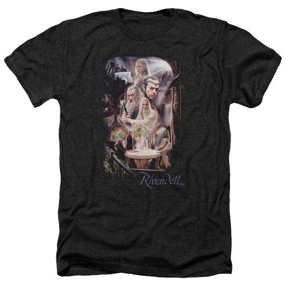 The Hobbit Rivendell Adult Heather