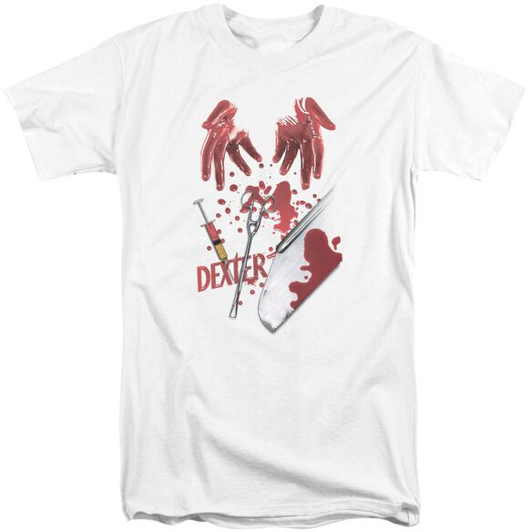 Dexter Tools Of The Trade Short Sleeve Adult Tall T-Shirt