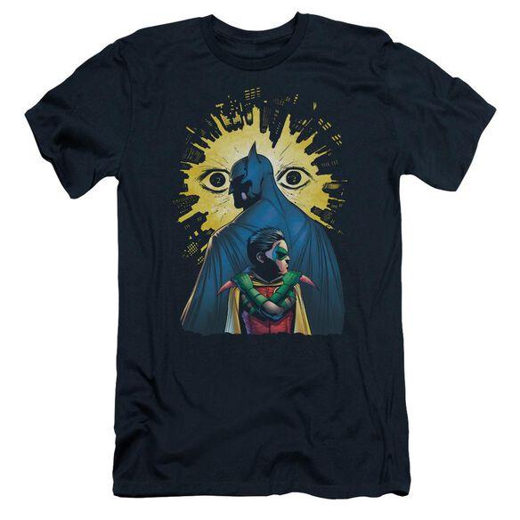 Batman Watchers Short Sleeve Adult T-Shirt