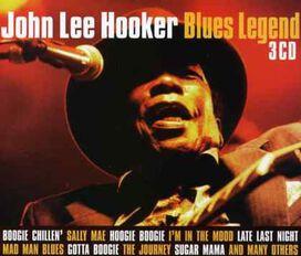 John Lee Hooker - Blues Legend