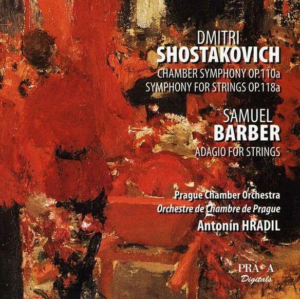 Antonin Hradil - Chamber Sym Op.110 Sym. Op.118