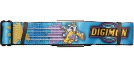 Digimon Gabumon Jab Seatbelt Belt