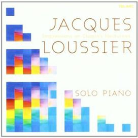 Jacques Loussier - Solo Piano: Impressions on Chopin's Nocturnes