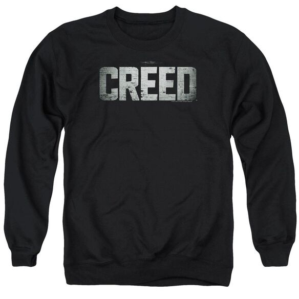 Creed Logo Adult Crewneck Sweatshirt