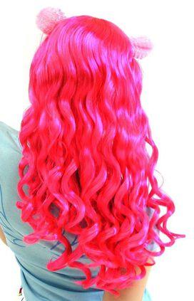 Cupcake Deluxe Pony Wig
