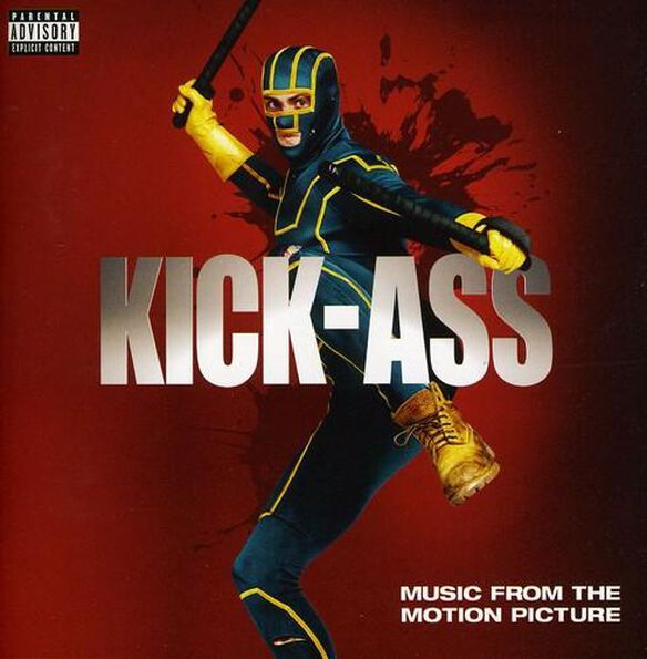 Kick Ass / O.S.T.