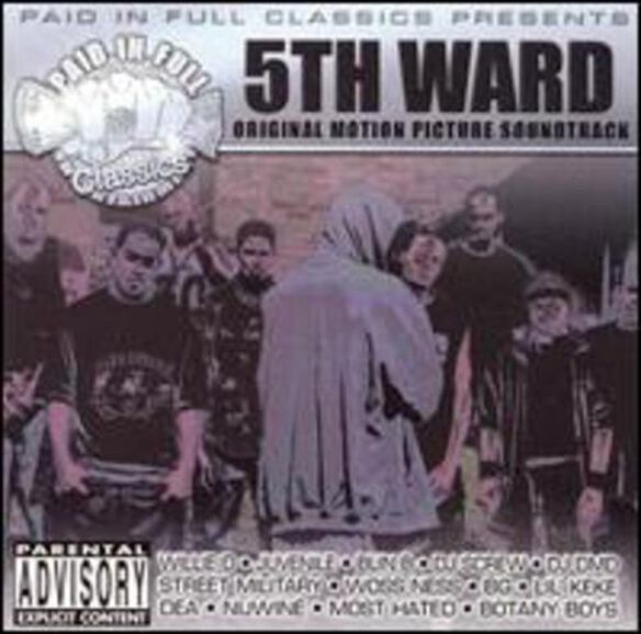 5 Th Ward O.S.T. (Cdr)