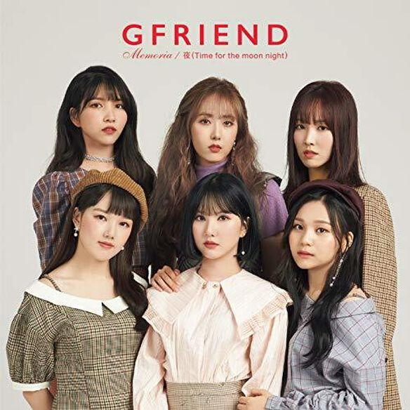 Gfriend - Memoria / Yoru (Time For The Moon Night)