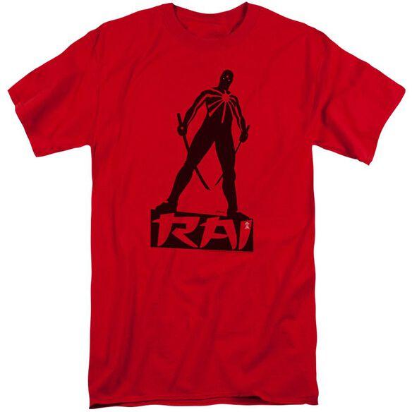 Rai Silhouette Short Sleeve Adult Tall T-Shirt