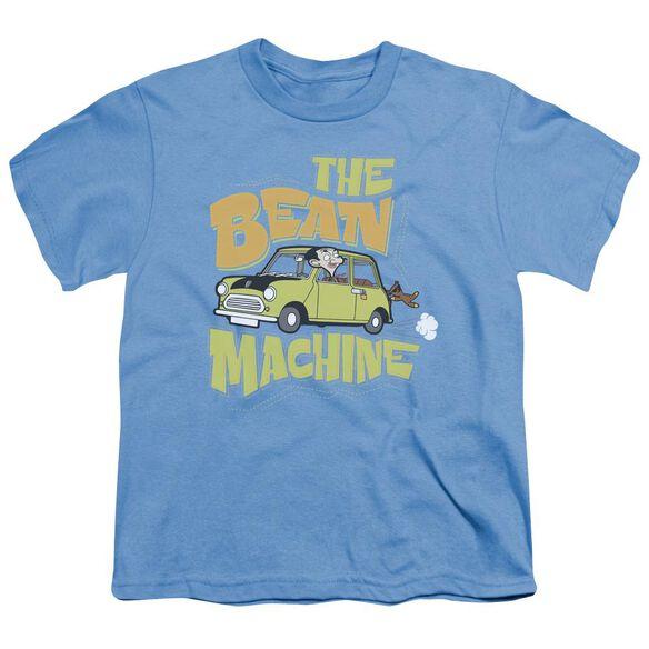 Mr Bean Bean Machine Short Sleeve Youth Carolina T-Shirt