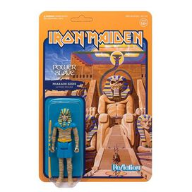 Iron Maiden ReAction Figure - Powerslave
