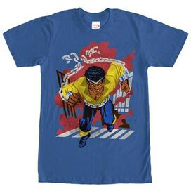 Luke Cage Chain Dash T-Shirt