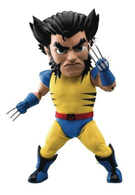 X-Men EAA-066 Wolverine special edition [unmasked] action figure