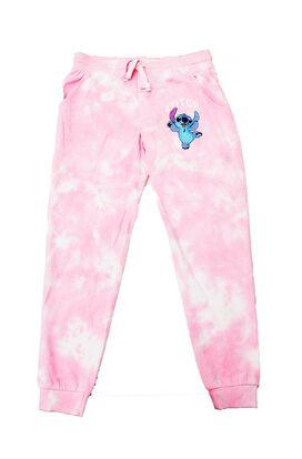 Stitch Cute But Weird Pink Lounge Pants