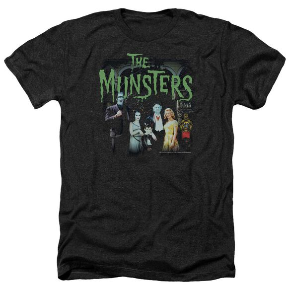 The Munsters 1313 50 Years Adult Heather