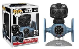 Tie Fighter with Tie Pilot