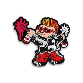 Garbage Pail Kids New Wave Dave Pin